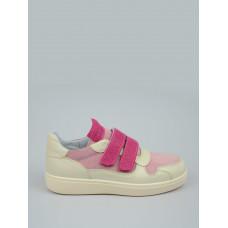 Кеды Детские Alexandro 2130 32 Розовые Замшевые