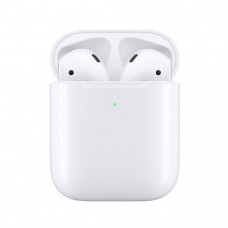 Apple AirPods 2 (MV7N2) with Wireless Charging Case Беспроводные наушники