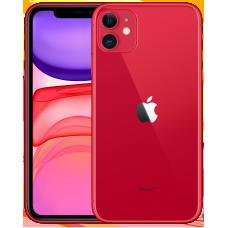 Б/У Apple iPhone 11 128 Gb Red (5)