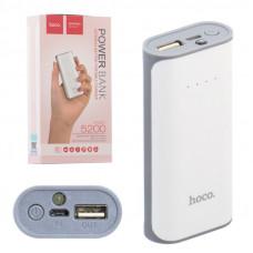 Power Bank Hoco B21 5200 mAh White