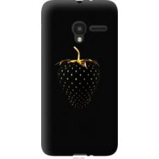 Чехол на Alcatel One Touch Pixi 3 4.5 Черная клубника (3585u-408)