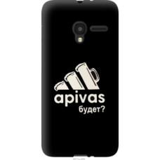 Чехол на Alcatel One Touch Pixi 3 4.5 А пивас (4571u-408)