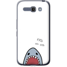 Чехол на Alcatel One Touch POP C9 Акула (4870u-319)