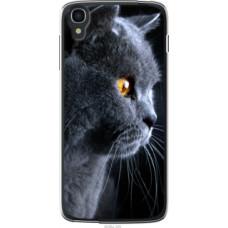 Чехол на Alcatel One Touch Idol 3 4.7 Красивый кот (3038u-320)