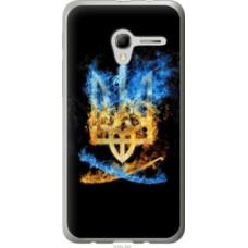 Чехол на Alcatel One Touch Pop 3 5.0 Герб (1635u-940)