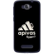 Чехол на Alcatel One Touch Pop C7 7041D А пивас (4571u-267)