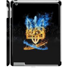 Чехол на Apple iPad 2/3/4 Герб (1635c-25)