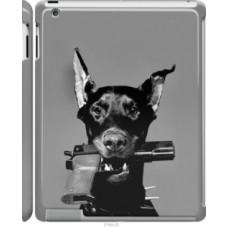Чехол на Apple iPad 2/3/4 Доберман (2745c-25)