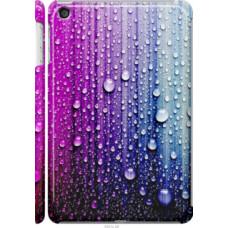 Чехол на Apple iPad mini 3 Капли воды (3351c-54)
