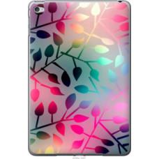 Чехол на Apple iPad mini 4 Листья (2235u-1247)