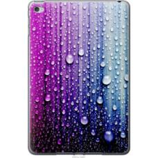 Чехол на Apple iPad mini 4 Капли воды (3351u-1247)