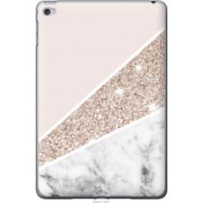 Чехол на Apple iPad mini 4 Пастельный мрамор (4342u-1247)