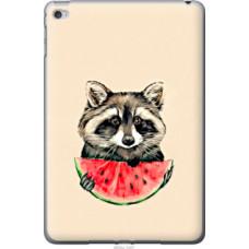 Чехол на Apple iPad mini 4 Енотик с арбузом (4605u-1247)