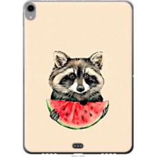 Чехол на Apple iPad Pro 11 2018 Енотик с арбузом (4605u-1626)