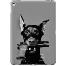Чехол на Apple iPad Pro 12.9 Доберман (2745u-362)