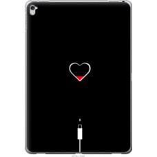 Чехол на Apple iPad Pro 12.9 Подзарядка сердца (4274u-362)