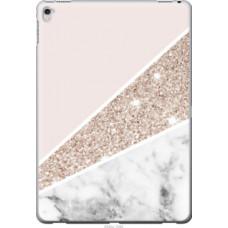 Чехол на Apple iPad Pro 12.9 Пастельный мрамор (4342u-362)