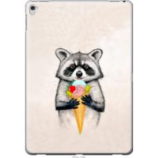 Чехол на Apple iPad Pro 12.9 Енотик с мороженым (4602u-362)