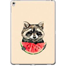 Чехол на Apple iPad Pro 12.9 Енотик с арбузом (4605u-362)