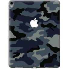 Чехол на Apple iPad Pro 12.9 (2018) Камуфляж 1 (4897u-1625)