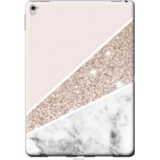 Чехол на iPad Pro 9.7 Пастельный мрамор (4342u-363)