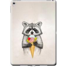 Чехол на iPad Pro 9.7 Енотик с мороженым (4602u-363)