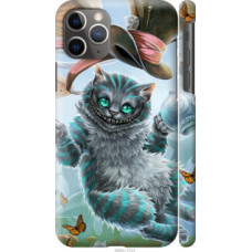 Чехол на Apple iPhone 11 Pro Max Чеширский кот 2 (3993c-1723)