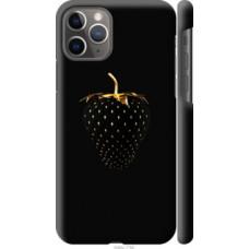 Чехол на Apple iPhone 11 Pro Черная клубника (3585c-1788)