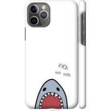 Чехол на Apple iPhone 11 Pro Акула (4870c-1788)