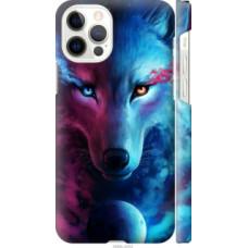 Чехол на Apple iPhone 12 Pro Арт-волк (3999c-2052)