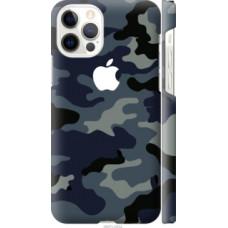 Чехол на Apple iPhone 12 Pro Камуфляж 1 (4897c-2052)
