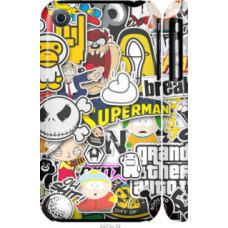 Чехол на iPhone 3Gs Popular logos (4023c-34)