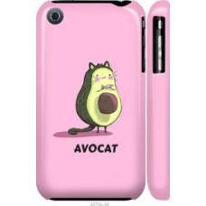 Чехол на iPhone 3Gs Avocat (4270c-34)