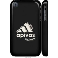 Чехол на iPhone 3Gs А пивас (4571c-34)