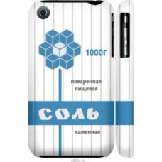Чехол на iPhone 3Gs Соль (4855c-34)