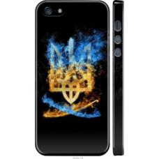 Чехол на iPhone 5s Герб (1635c-21)