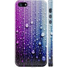 Чехол на iPhone 5s Капли воды (3351c-21)