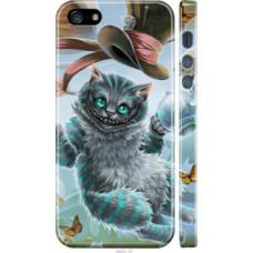 Чехол на iPhone 5s Чеширский кот 2 (3993c-21)