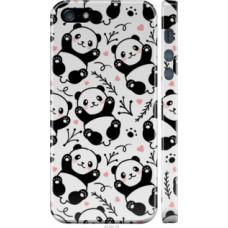 Чехол на iPhone 5s Панды (4318c-21)