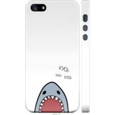 Чехол на iPhone 5s Акула (4870c-21)