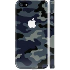 Чехол на iPhone 5s Камуфляж 1 (4897c-21)