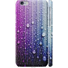 Чехол на iPhone 6 Капли воды (3351c-45)