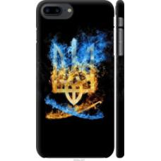 Чехол на iPhone 8 Plus Герб (1635c-1032)