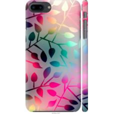 Чехол на iPhone 8 Plus Листья (2235c-1032)