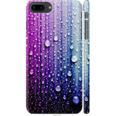 Чехол на iPhone 8 Plus Капли воды (3351c-1032)
