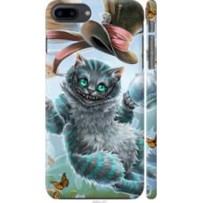 Чехол на iPhone 8 Plus Чеширский кот 2 (3993c-1032)