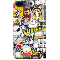 Чехол на iPhone 8 Plus Popular logos (4023c-1032)