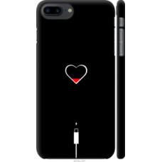 Чехол на iPhone 8 Plus Подзарядка сердца (4274c-1032)