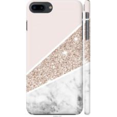 Чехол на iPhone 8 Plus Пастельный мрамор (4342c-1032)