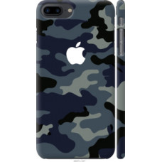 Чехол на iPhone 8 Plus Камуфляж 1 (4897c-1032)